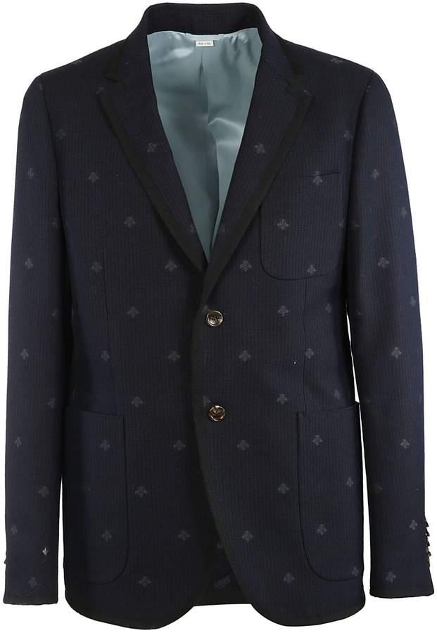 Gucci Monaco Striped Jacket