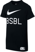 Nike Baseball Grapic-Print T-Shirt, Big Boys (8-20)