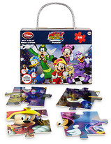 Disney Mickey and the Roadster Racers Puzzle