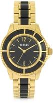 Versace Versus Tokyo 38 Gold and Resin Women's Watch