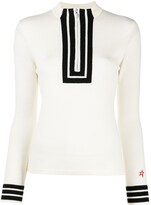Thumbnail for your product : Perfect Moment Attu high neck knit sweater