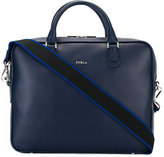 Furla Argo briefcase - men - Calf Leather - One Size