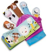 Bed Bath & Beyond Hey Diddle Diddle: A Hand-Puppet Board Book