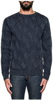 Tod's Blue Wool Pullover
