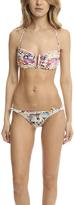 Zimmermann Possy Scollop Frill Bikini