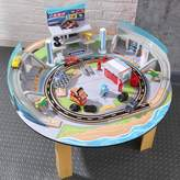 Kid Kraft Disney / Pixar Cars 3 Florida Racetrack Set & Table by