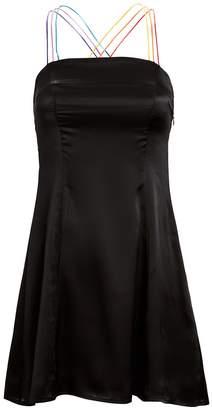 Olivia Rubin Emmie Silk Mini Dress