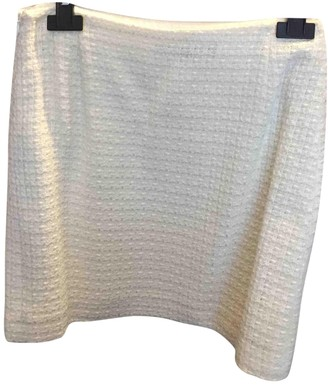 Tara Jarmon Ecru Skirt for Women