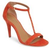 Calvin Klein Women's Nashra T-Strap Sandal
