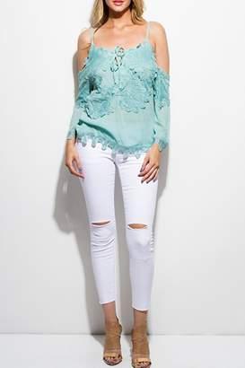 Oc Avenue White Denim Jeans