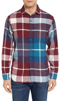 Tommy Bahama Men's Big & Tall Acai Original Fit Flannel Shirt