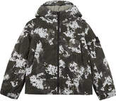 Stone Island Printed Hooded Jacket 4-14 Years
