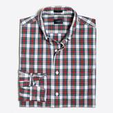 J.Crew Factory Slim washed shirt in tartan