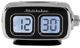 Studebaker SB3500BK Roommate Retro Digital Bluetooth Am/Fm Clock Radio