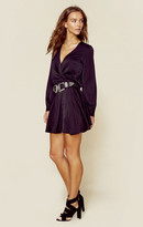 Blue Life boho mini dress