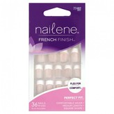 Nailene French Finish Perfect Fit Pink French 1 Kit