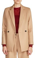 Maje Women's Double-Breasted Jacket