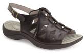 David Tate Women's 'Dallas' Tie Sandal