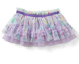 Baby Starters Baby Girls 3-12 Months Butterfly/Floral-Printed Tutu Skirt