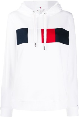 Stella colour block hoodie