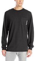 Timberland Men's Base Plate Blended Long-Sleeve T-Shirt