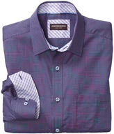 Johnston & Murphy Basketweave Neat Shirt