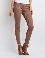 Charlotte Russe Refuge Skin Tight Legging Jeans