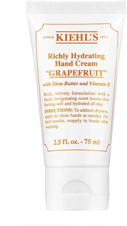Richly Hydrating Grapefruit Hand Cream
