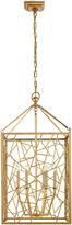 Visual Comfort & Co. Modern Iceray Pendant, Gilt