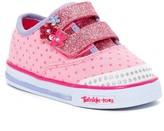 Skechers Twinkle Toes Shuffle Sneaker (Baby)