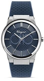 Salvatore Ferragamo Sapphire Watch, 41mm