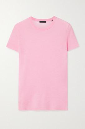 ATM Anthony Thomas Melillo Cashmere T-shirt - Pink