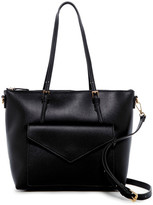 Urban Expressions November Vegan Leather Tote