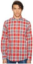 DSQUARED2 Plaid Shirt Men's Clothing