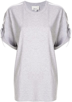 3.1 Phillip Lim Oversized T-Shirt With Tabs