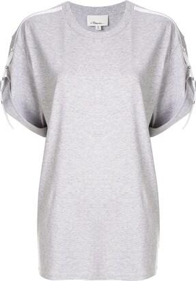 3.1 Phillip Lim tab sleeve T-shirt