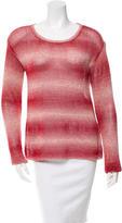 Alice + Olivia Two-Tone Knit Sweater