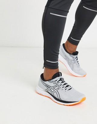 Asics Running gel excite sneakers in gray