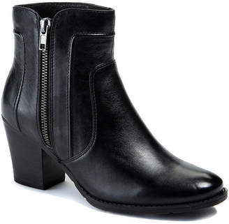 Bare Traps Sole Bound by Baretraps Lisette Leather Ankle Boots Women Shoes