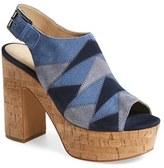 Marc Fisher Women's 'Queenie' Platform Sandal