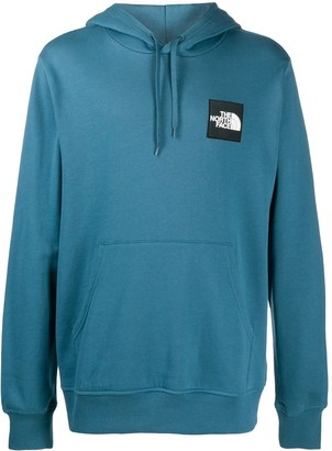 The North Face Blackbox Logo cotton hoodie