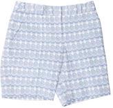 Diane von Furstenberg Printed Knee-Length Shorts