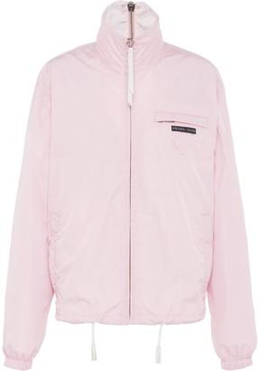Prada Zipped Boxy Jacket