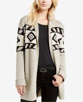 Levi's Levi's® Knit-Pattern Belted Cardigan