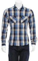 Alex Mill Plaid Button-Up Shirt w/ Tags