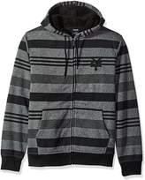 Zoo York Young Men's Lineage Sherpa Hoody Sweater,