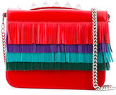 Salar - fringed cross-body bag - women - Leather - One Size