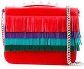 Salar - fringed crossbody bag - women - Leather - One Size