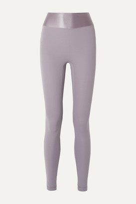All Access Center Stage Stretch Leggings - Lilac