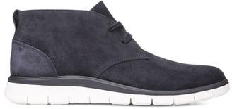 Vince Stapleton Suede Sneaker Boots